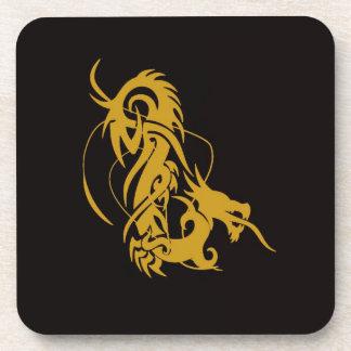 El año chino del dragón 2012 posavaso