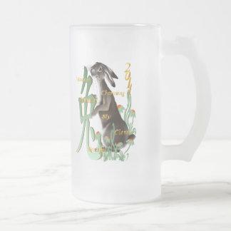 El año de las tazas del conejo