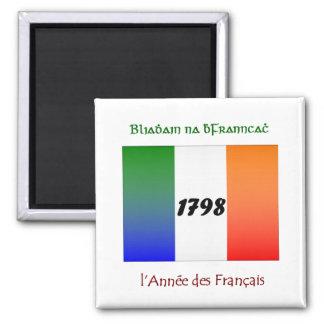 El año de los Franceses Imán Cuadrado