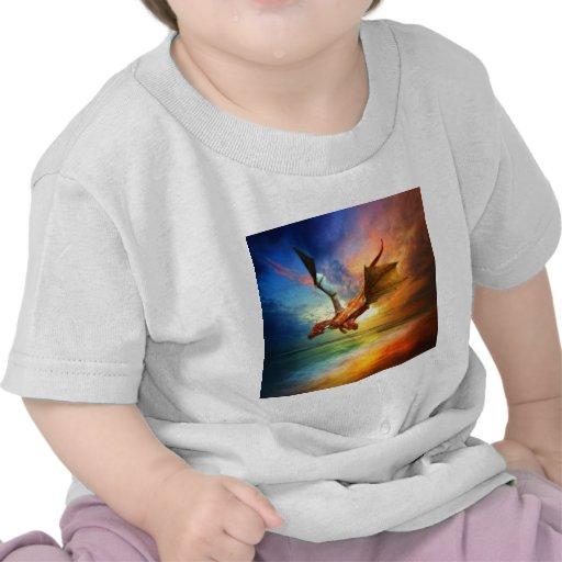 El año del dragón camisetas