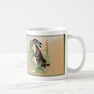 El año del Rabbit_Mugs Taza De Café