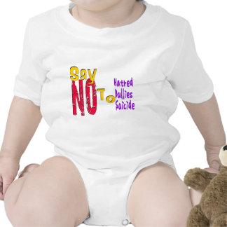 El Anti-Tiranizar Traje De Bebé