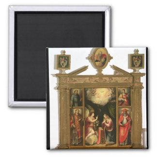 El anuncio, 1581 imán de frigorífico