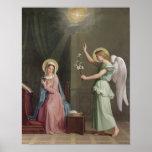 El anuncio, 1859 poster