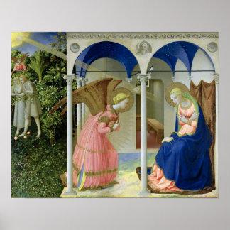 El anuncio, c.1430-32 impresiones