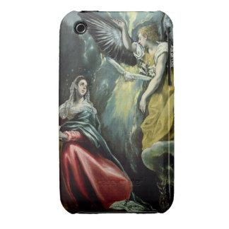 El anuncio, c.1575 (aceite en lona) Case-Mate iPhone 3 protector