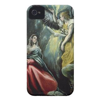 El anuncio, c.1575 (aceite en lona) iPhone 4 protector