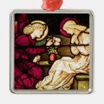 El anuncio de Edward Burne-Jones Ornato
