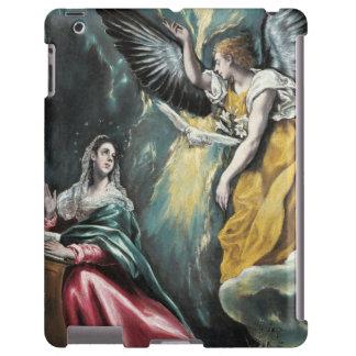 El anuncio de El Greco Funda Para iPad