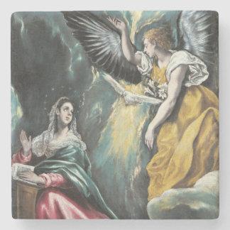 El anuncio de El Greco Posavasos De Piedra