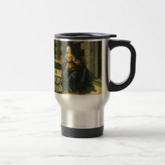 El anuncio de Leonardo da Vinci Tazas De Café