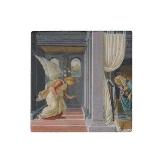 El anuncio de Sandro Botticelli Imán De Piedra