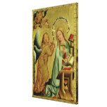 El anuncio del alto altar impresión en lienzo
