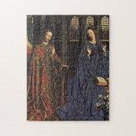 El anuncio en enero van Eyck Puzzles