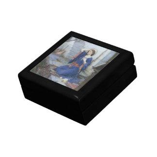 El anuncio por el Waterhouse de JW, arte del Caja De Recuerdo