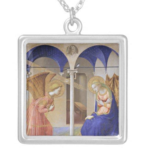 El anuncio por Fra Angelico Joyeria