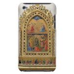 El anuncio y la adoración de unos de los reyes mag iPod touch Case-Mate cárcasas