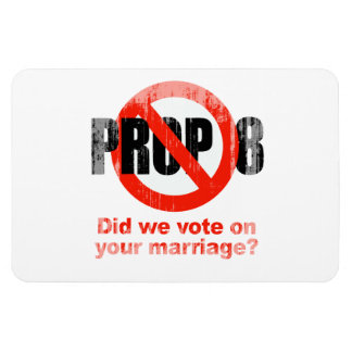 El APOYO ANTI 8 - hicimos votamos sobre su boda Fa Imanes