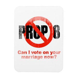 El APOYO ANTI 8 - puede el voto de I en su boda Fa Iman De Vinilo