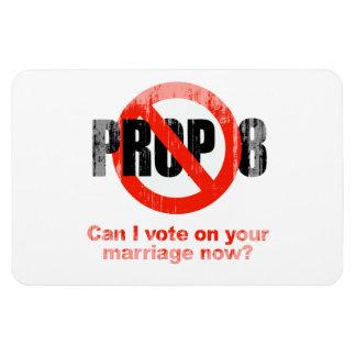 El APOYO ANTI 8 - puede el voto de I en su boda Fa Iman