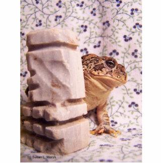 El apoyo del pedazo de ajedrez del mármol de la ra escultura fotográfica