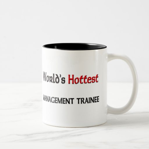 El aprendiz más caliente de la gestión de los mund taza de café