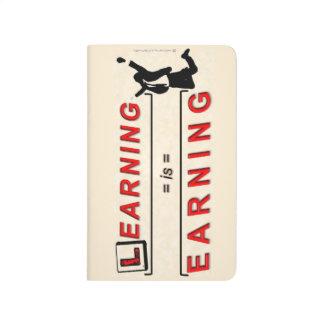 ¡El aprendizaje está ganando! Cuaderno Grapado