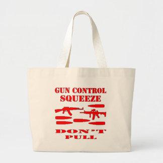 El apretón del control de armas no tira bolsa