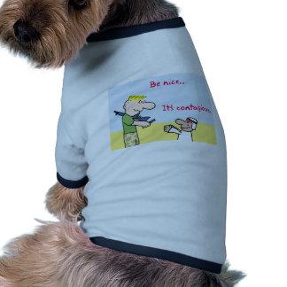el árabe tyrmay de la guerra de Iraq sea agradable Camisa De Mascota