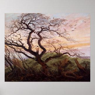 El árbol de cuervos, 1822 impresiones