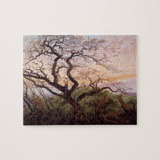El árbol de cuervos, 1822 rompecabeza