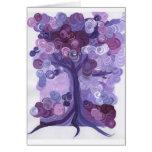 El árbol de Dixon de Liz   primero protagoniza art Tarjeta De Felicitación