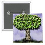 el árbol de donante pin