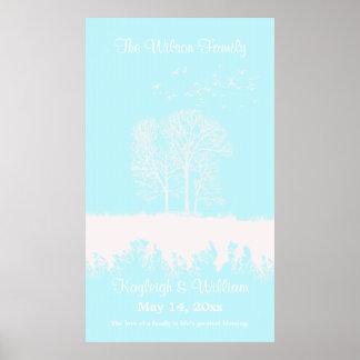 El árbol de familia posters
