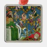 El árbol de Jesse, del altar de la bóveda, 1499 Ornamentos De Reyes Magos