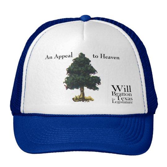 El árbol de la libertad, Bratton para la legislatu Gorras De Camionero