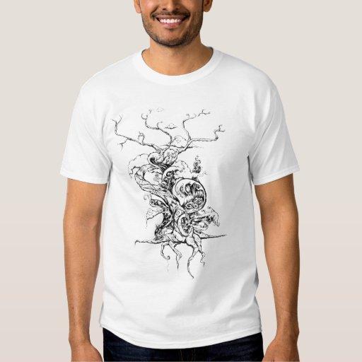 """""""el árbol de la onda camisas"""