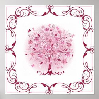 El árbol de la promesa póster