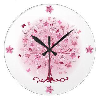 El árbol de la promesa reloj