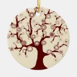 El árbol de la vida adornos de navidad