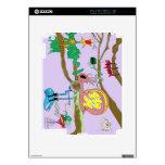 El árbol de la vida de Freds Calcomanías Para El iPad 2