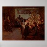 El árbol de navidad, 1911 posters
