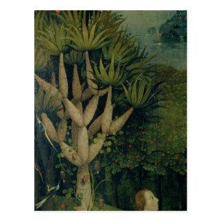 El árbol del conocimiento del el bien y el mal postales