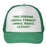 El árbol que abraza los derechos de los animales f gorras