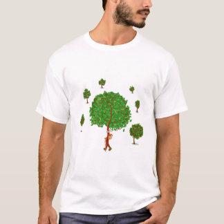 El árbol que viaja playera