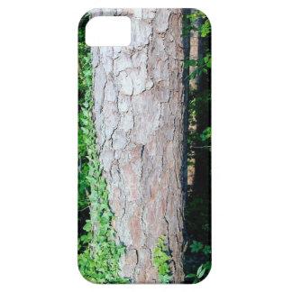 El árbol se coloca fuerte iPhone 5 funda