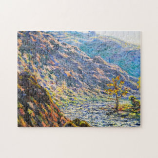El árbol viejo en la confluencia Claude Monet Rompecabezas