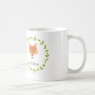 El arbolado caprichoso Foxes Sr. y a señora Taza
