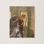 El arcángel Gabriel, del anuncio dipty Puzzles Con Fotos