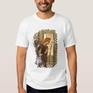 El arcángel Gabriel, del anuncio dipty Remera